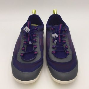Land's End Women's Water Shoes Sz 11 B Bungee Cord